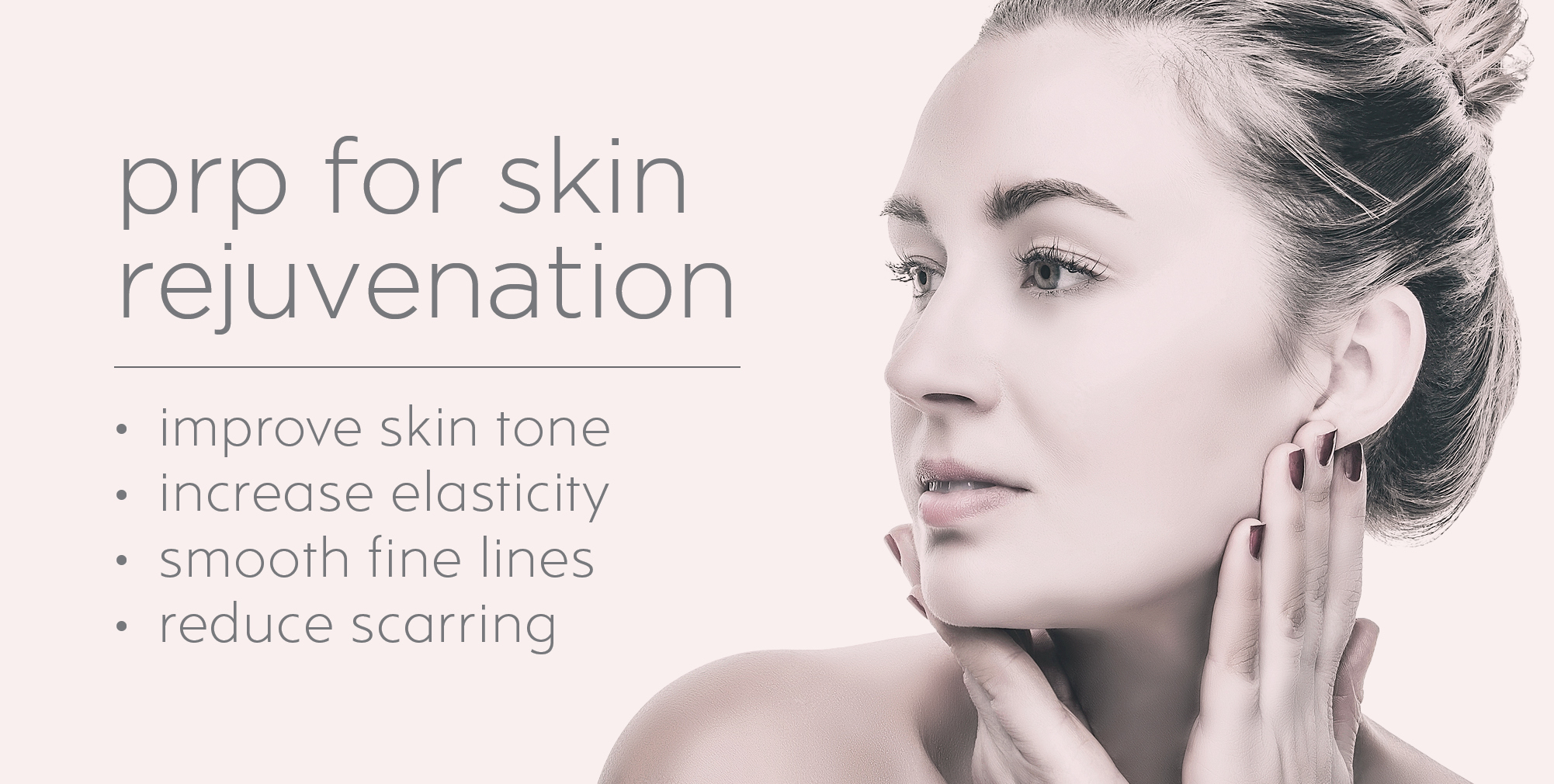 The benefits of PRP for skin rejuvenation in Tampa, Florida.