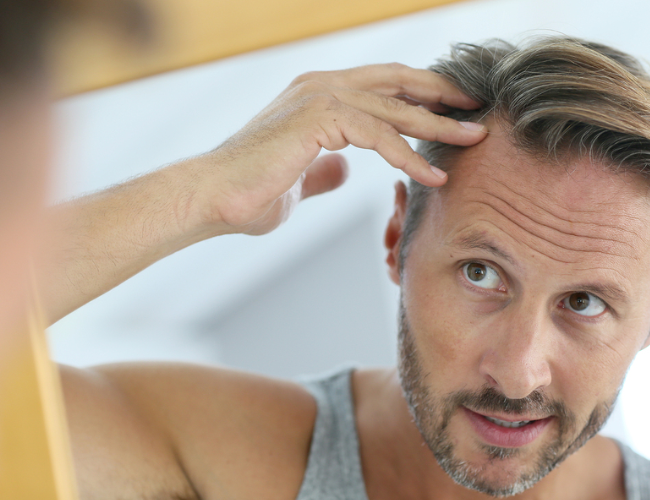 Restore thinning hair with hair loss treatments in Tampa, Florida.